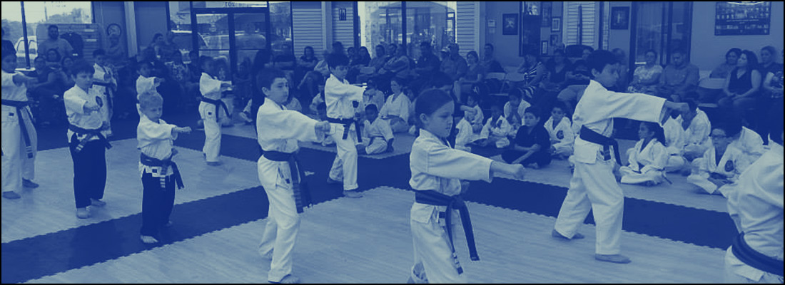 Kid's Karate Terms